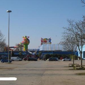 Parkplatz Miramar Weinheim