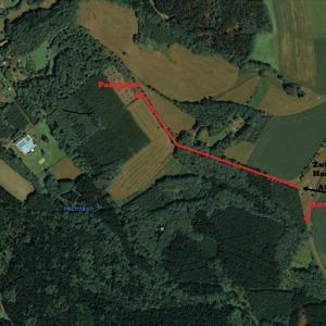 A72 Abfahrt Hartenstein