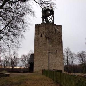 Lichtenberg aussichtsturm