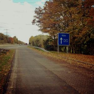 A57 Rastplätze Esch/Weiler