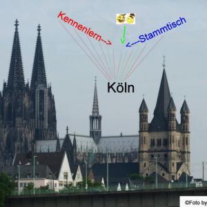 Kennenlern-Stammtisch Köln 27.04.2019