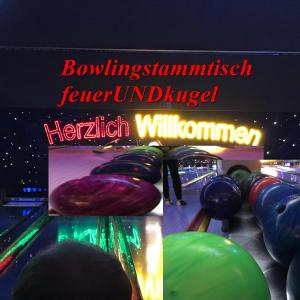 Kennenlern/Bowlingstammtisch