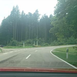 Bad Grönenbach Richtung Rothenstein waldparkplatz