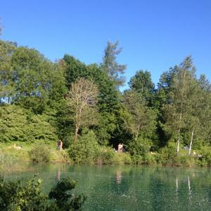 Grenis Baggersee bei Hannober